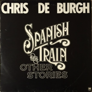 Chris De Burgh - Spanish Train And Other Stories (LP) (EX-/G-)